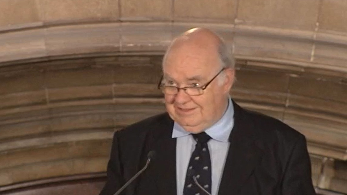 "Christians Need Courage to ""Do God"" in Public – John Lennox"