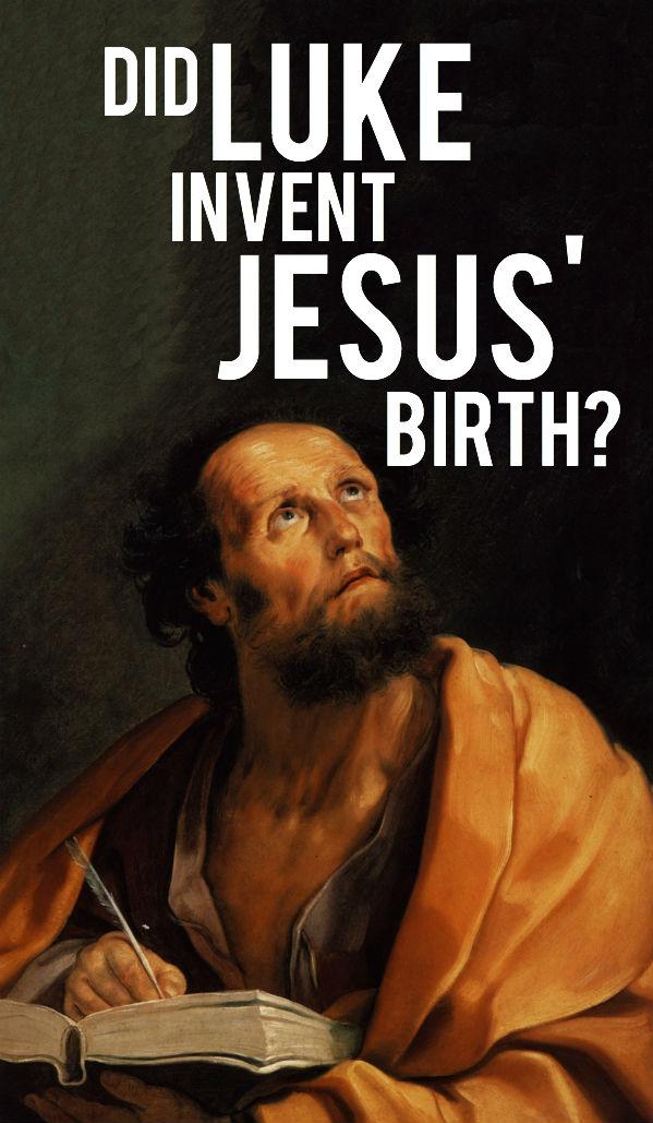 Jesus Birth Invented