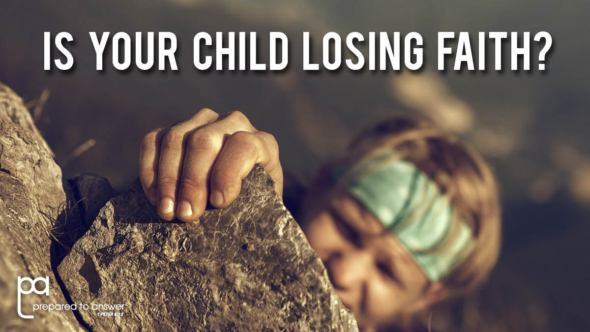 Is Your Child Losing Faith?