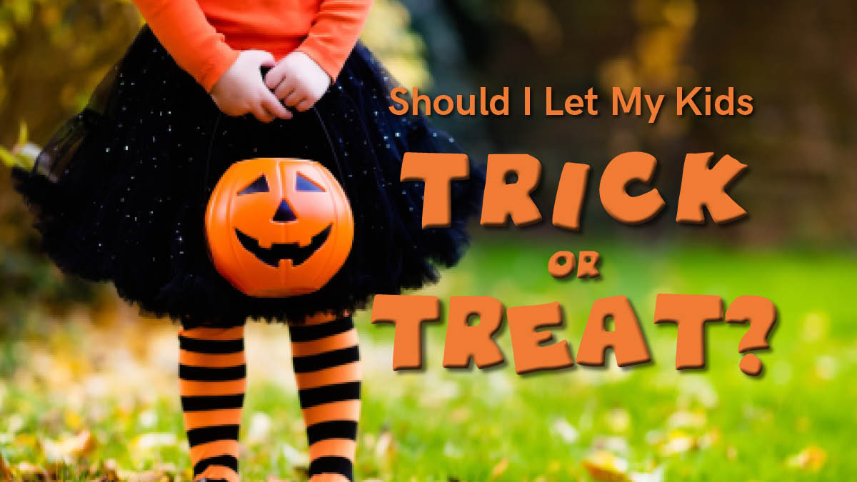 Should Christian Kids Trick or Treat?