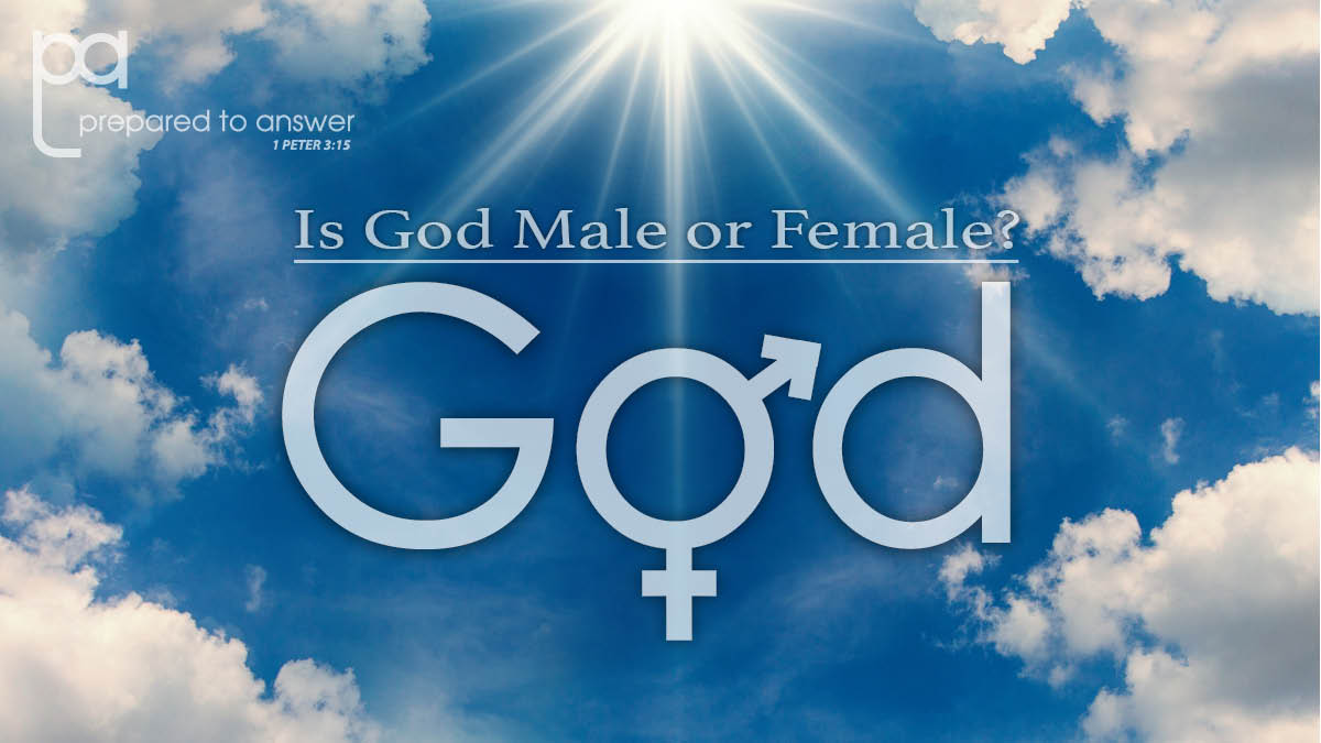 Is God Male or Female?