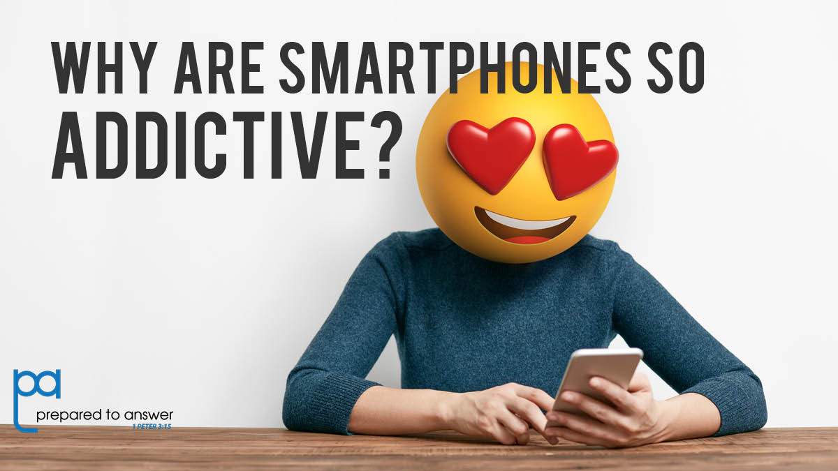 Why Addicted to Phones