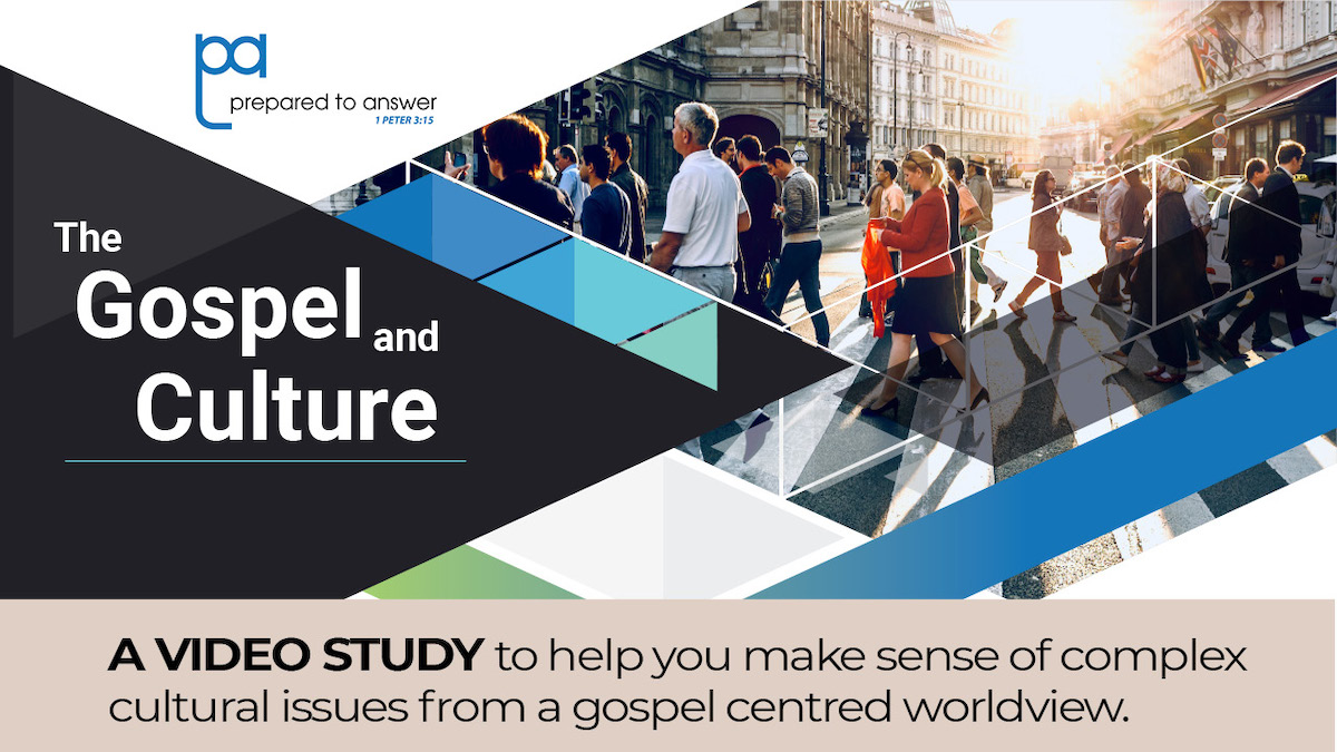 Learn How to Impact Today's Culture with The Gospel and Culture Video Study!