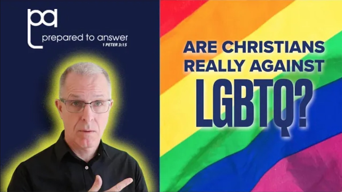 Are Christians Really Against LGBTQ?